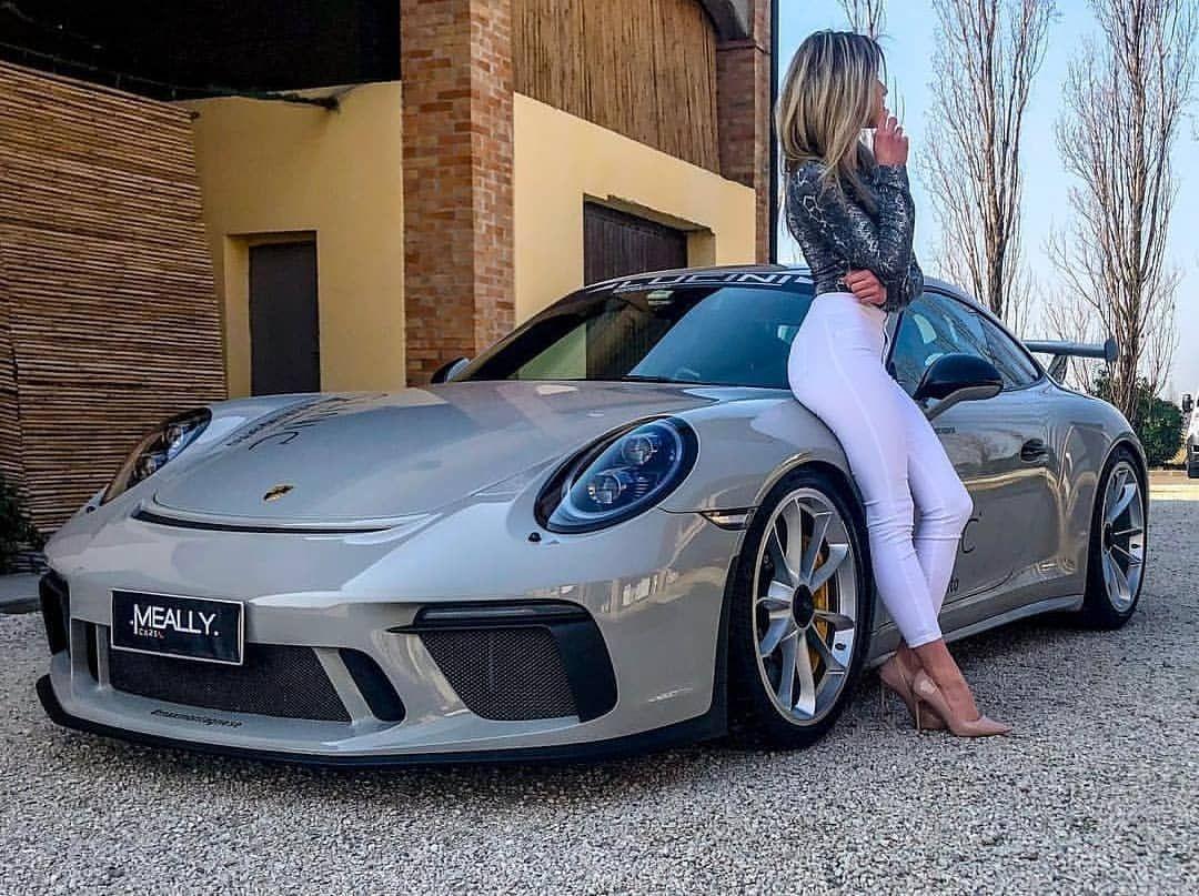 """Porsche X Woman on Instagram: """"GT3  @porschexwoman @allyrazuvayeva  @meally_cars . . . #porsche #porsche911 #cargirl #carmodel #gt3 #blondegirl #girlsonheels #porschegt3…"""""""