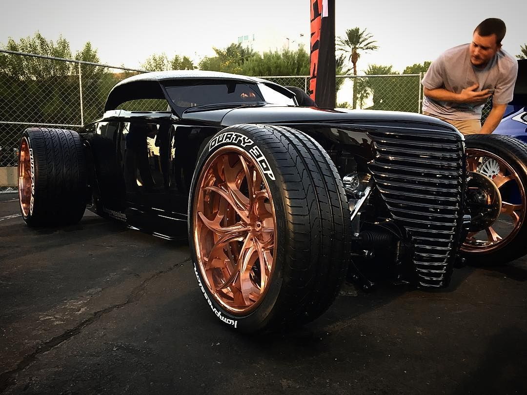 "Bryan Fuller on Instagram: ""Enjoyed checking out this bad girl tucked out in a corner @semashow !! #sema2016 #semashow"""