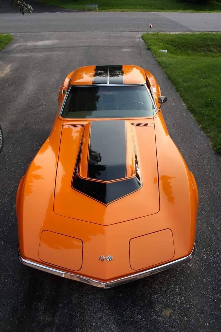 1967 Chevrolet Corvette C3 Stingray
