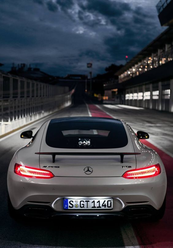 Mercedes AMG GT S Plus Plus