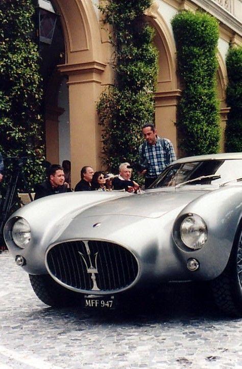 Maserati A6 gcs Berlinetta #Maseraticlassiccars