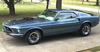 """Men's corner on Instagram: """"1969 Ford Mustang Mach 1 428 Cobra Jet  #mustang #mustanggt #mustangfanclub #ford #fordmustang #musclecars #musclecar #mopar…"""""""