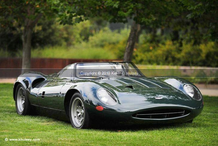 1966 Jaguar XJ13 Le Mans #Jaguarclassiccars