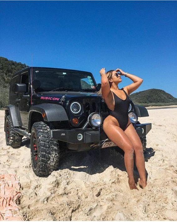Jeep Girl