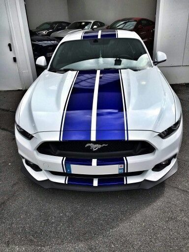 2019 Ford Mustang S550