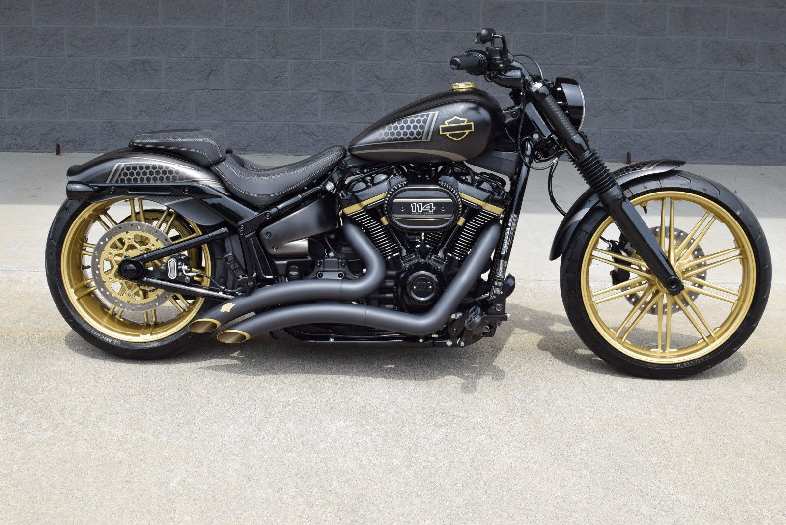 eBay: 2018 Harley-Davidson Softail 2018 FXBRS BREAKOUT CUSTOM!! CVO KILLER!! $16…