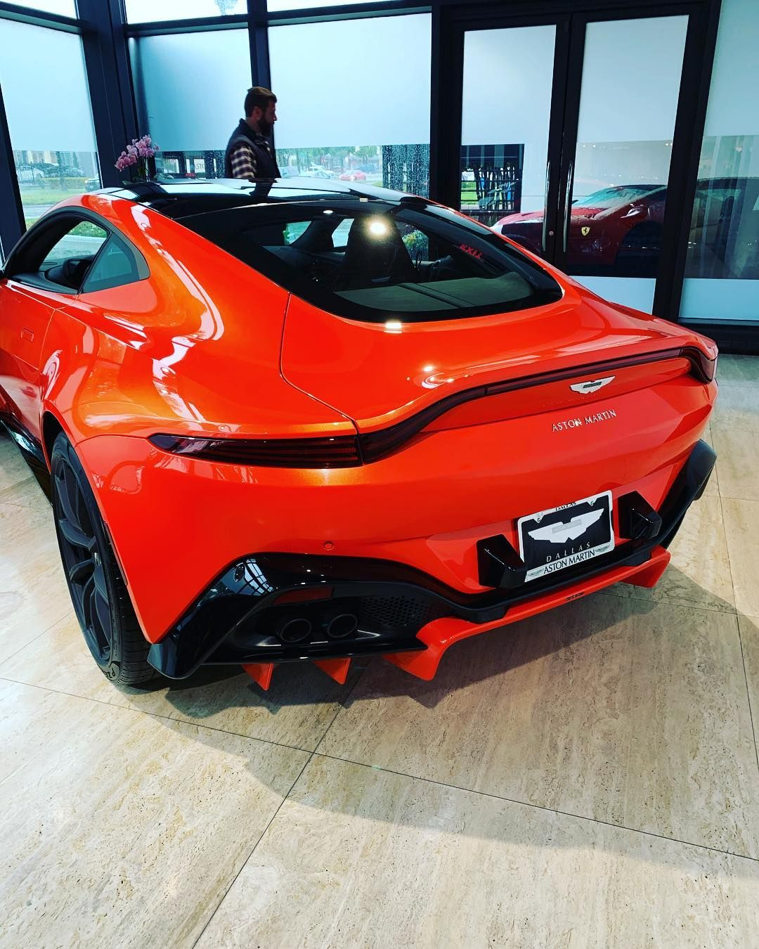 "Jack Cooper Spiritas on Instagram: ""Love This Color? @js4speed @astonmartinlagonda"""