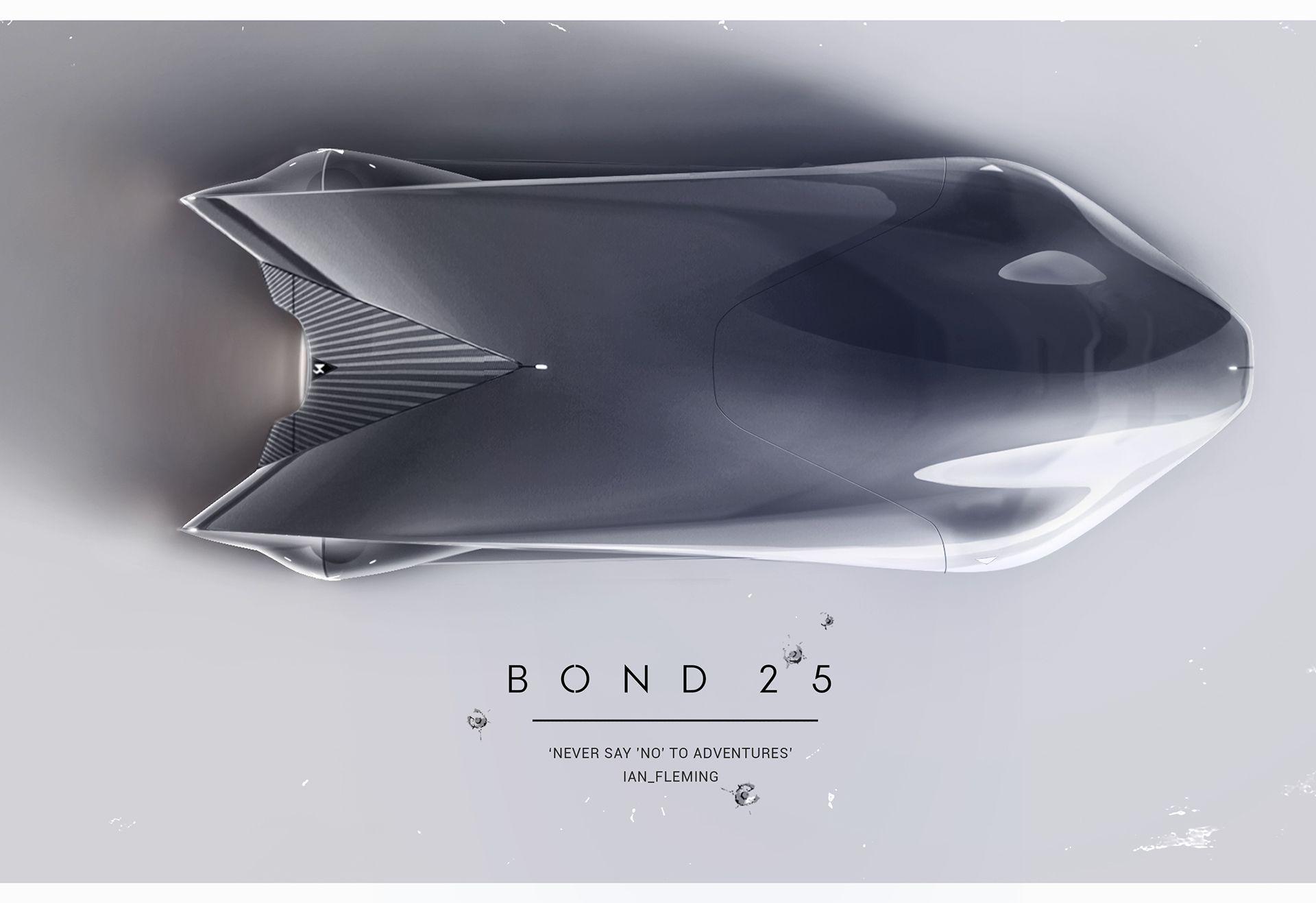BOND 25 x DS