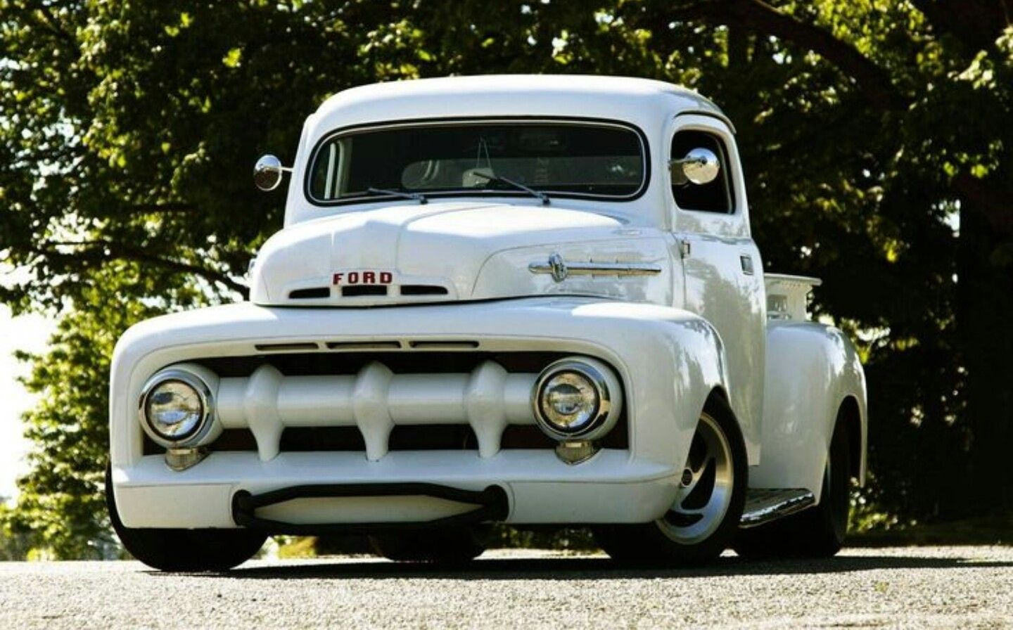 51 Ford F-1