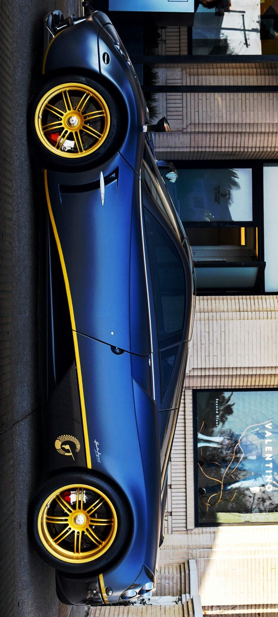 (°!°) Pagani Huayra 730S Edition