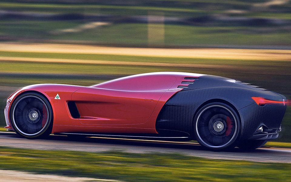 Alfa Romeo c18 concept – MANDESAGER