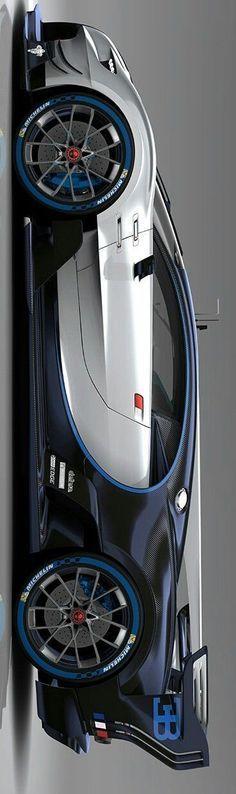 #Bugatti Vision Gran Turismo by Levon #ConceptCars