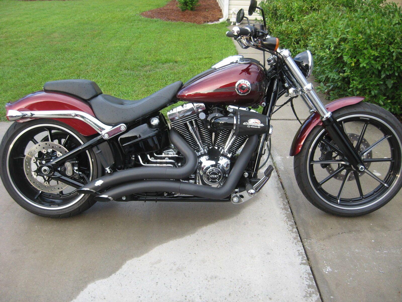eBay: 2015 Harley-Davidson Softail 2015 Harley-Davidson Softail Breakout fxsb #h…