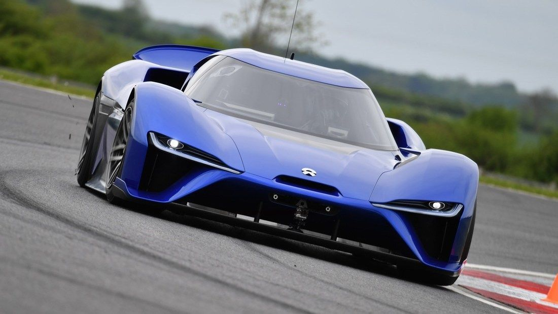 Best electric cars 2019 – The New 2019 Nio EP9