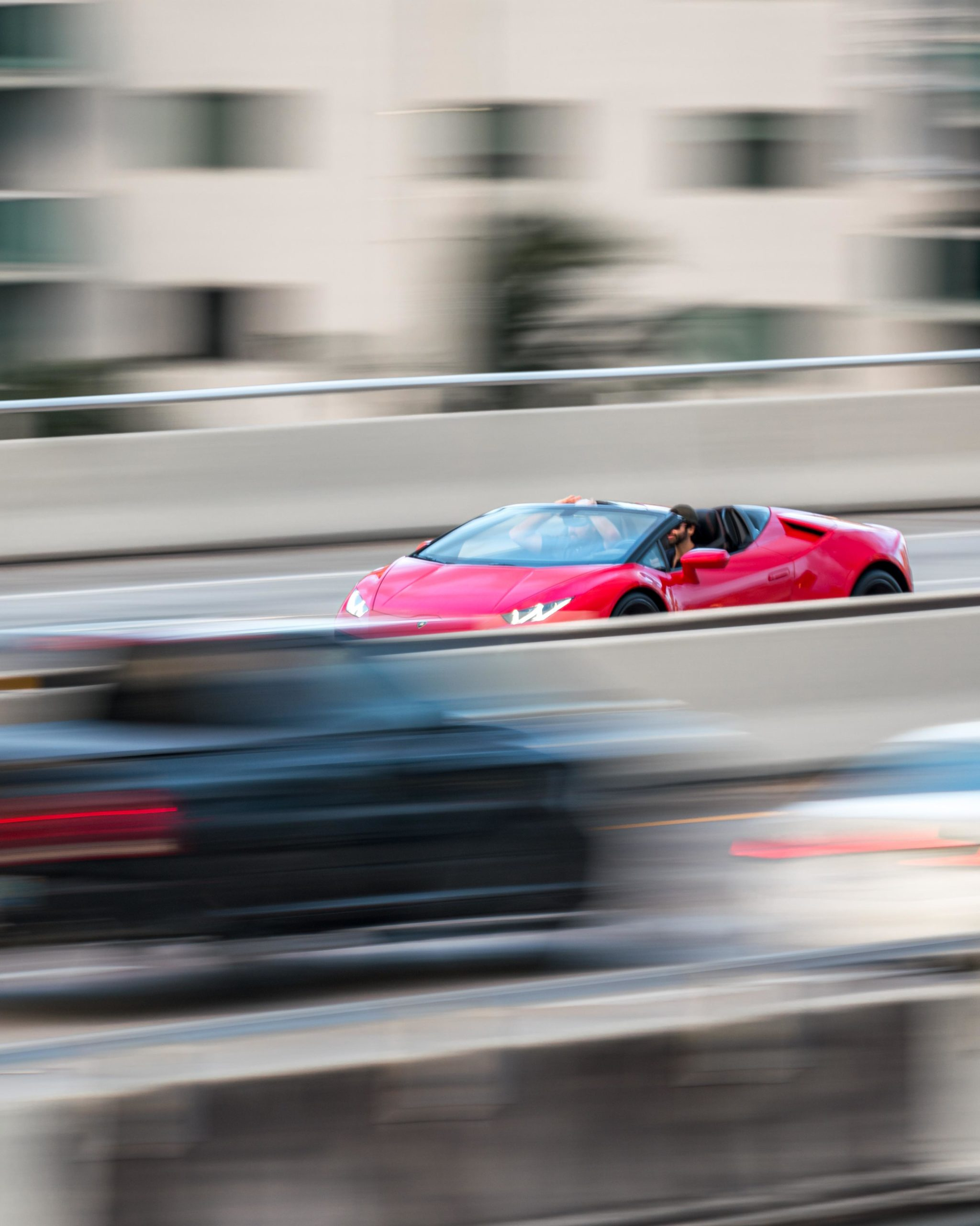 Causeway Cruising – Lamborghini Hurracan Spyder – Miami Beach, FL [Sony a7r3 – FE 100-400mm – iso 50 – 400 mm – f / 5.6 – 1/20 sec]