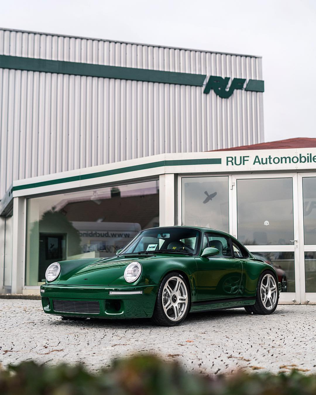 Green Ruf SCR