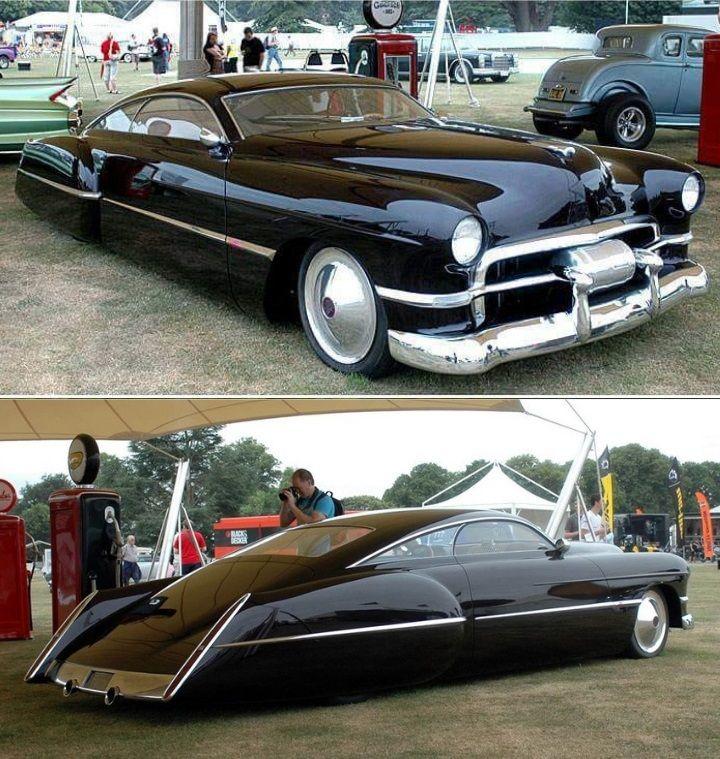 "1948 Cadillac series 62 sedanette ""Cadzilla"""