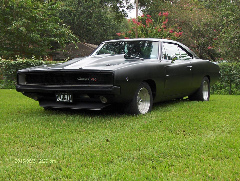 Charlie Keel's 1968 Dodge Charger is impressive. A glimpse at a few pictures w…