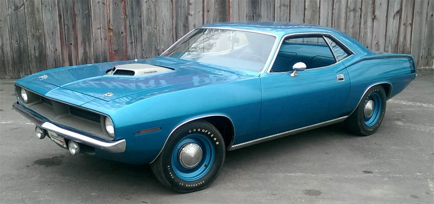 Very Rare 1970 Plymouth Barracuda, 426 Hemi, Numbers Matching Click to Find out …