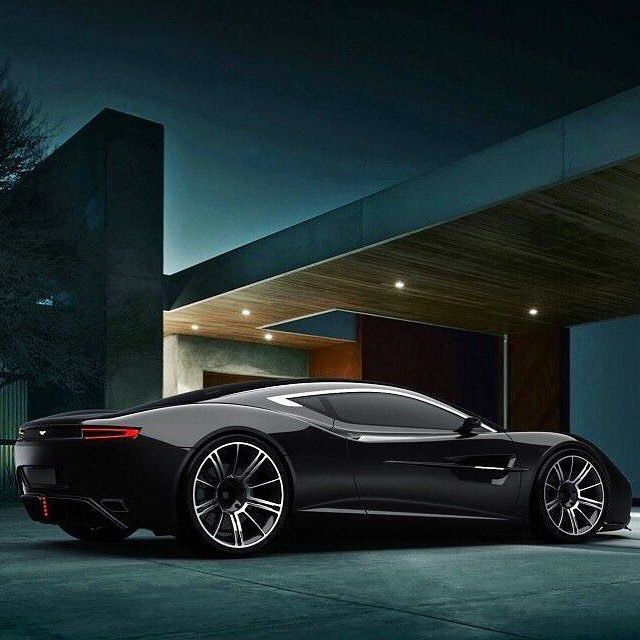 Aston Martin DBC concept – The MAN Magazine
