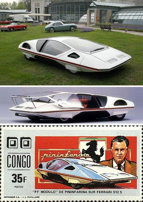 These outstanding, outlandish and outrageous concept cars show what direction au…