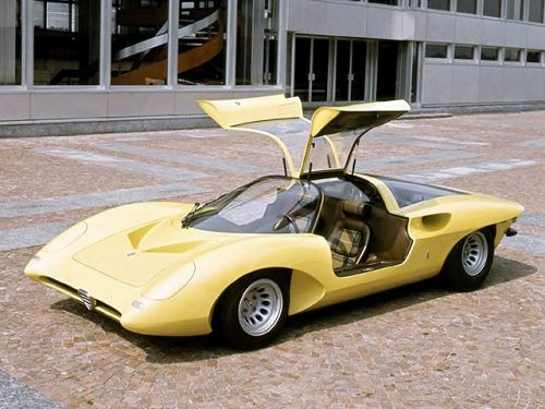 What's The Deal With The Ferrari 512S Modulo Everyone's Talking About?