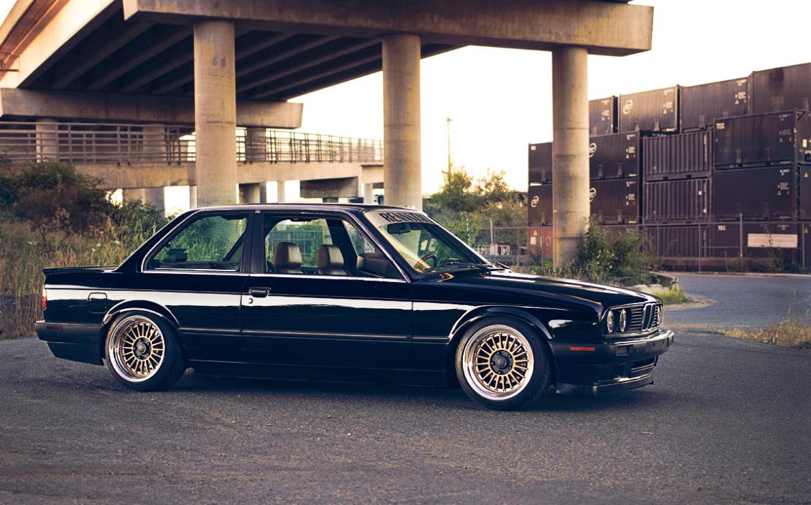 1986 BMW E30 325E