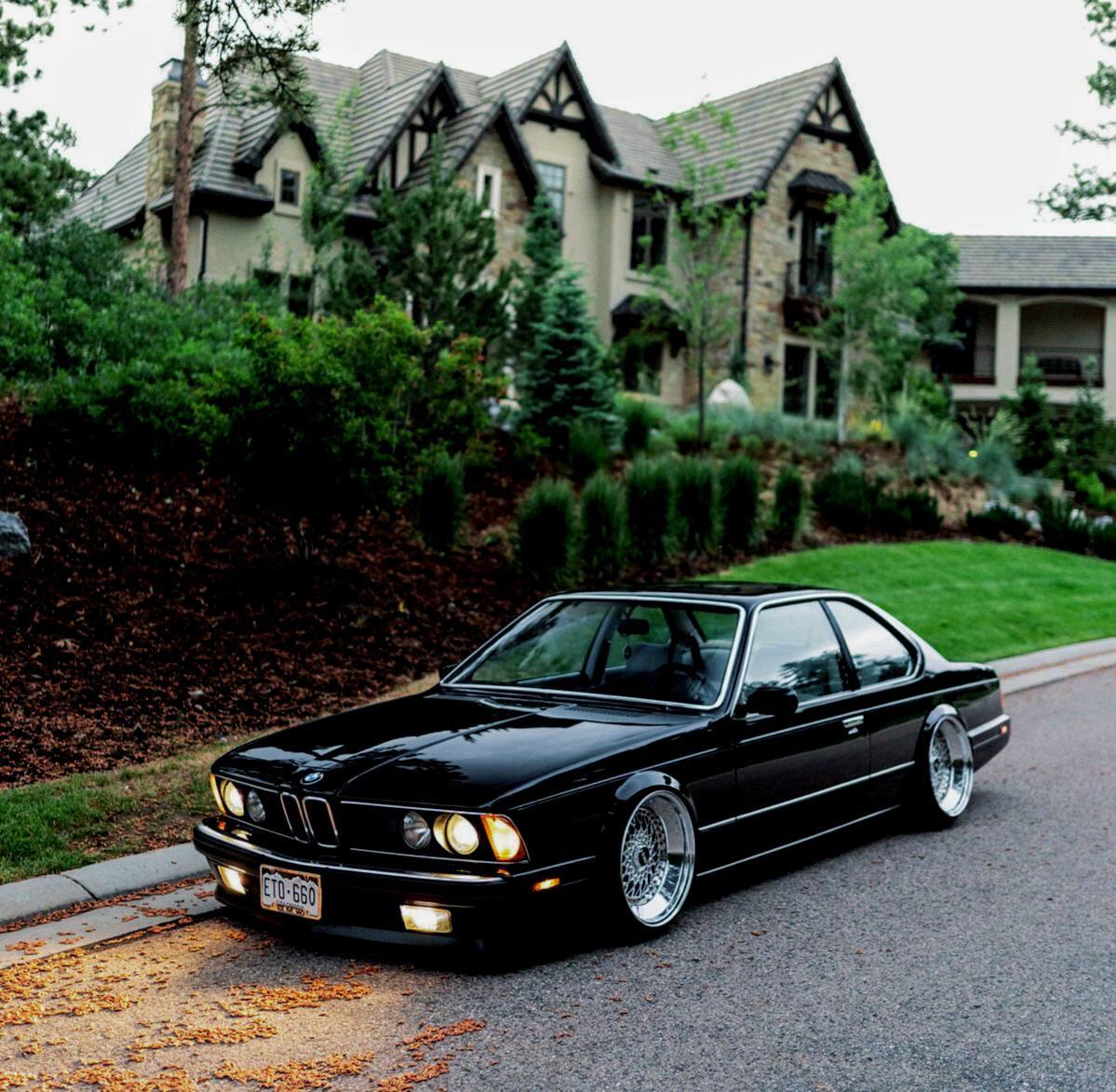 Stunning Black BMW M6