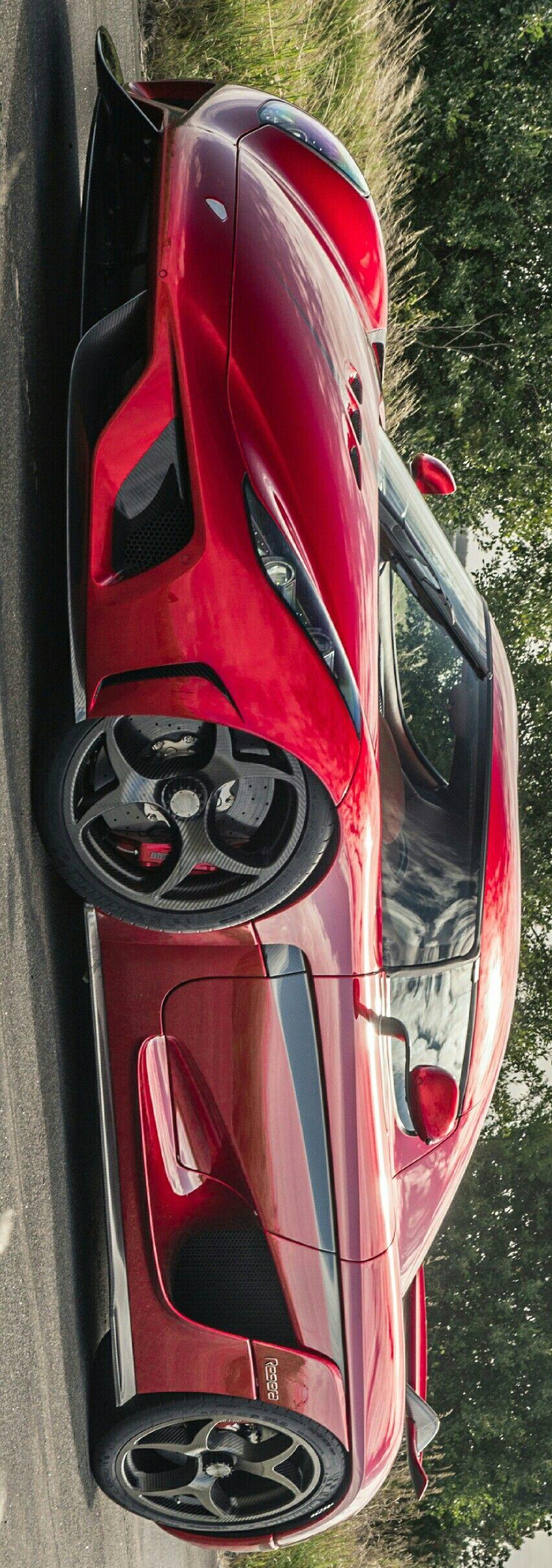 Koenigsegg Regera by Levon