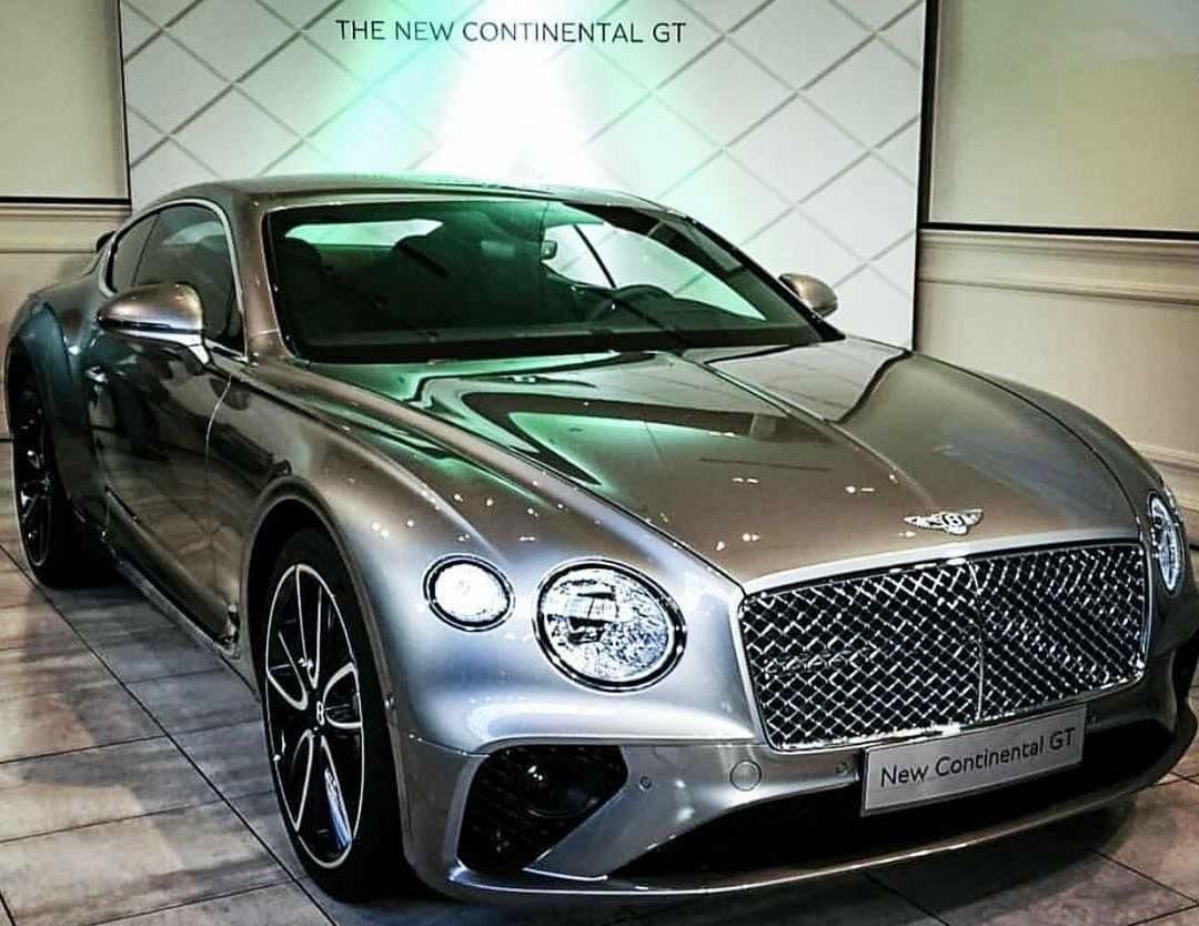 L'emblématique, superbe et somptueuse nouvelle Bentley Continental GT de 2018