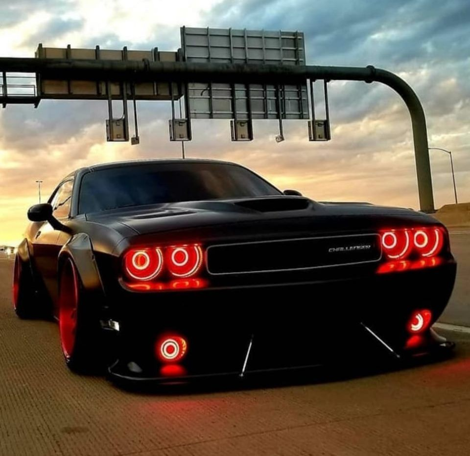 2019 Dodge Challenger Demon