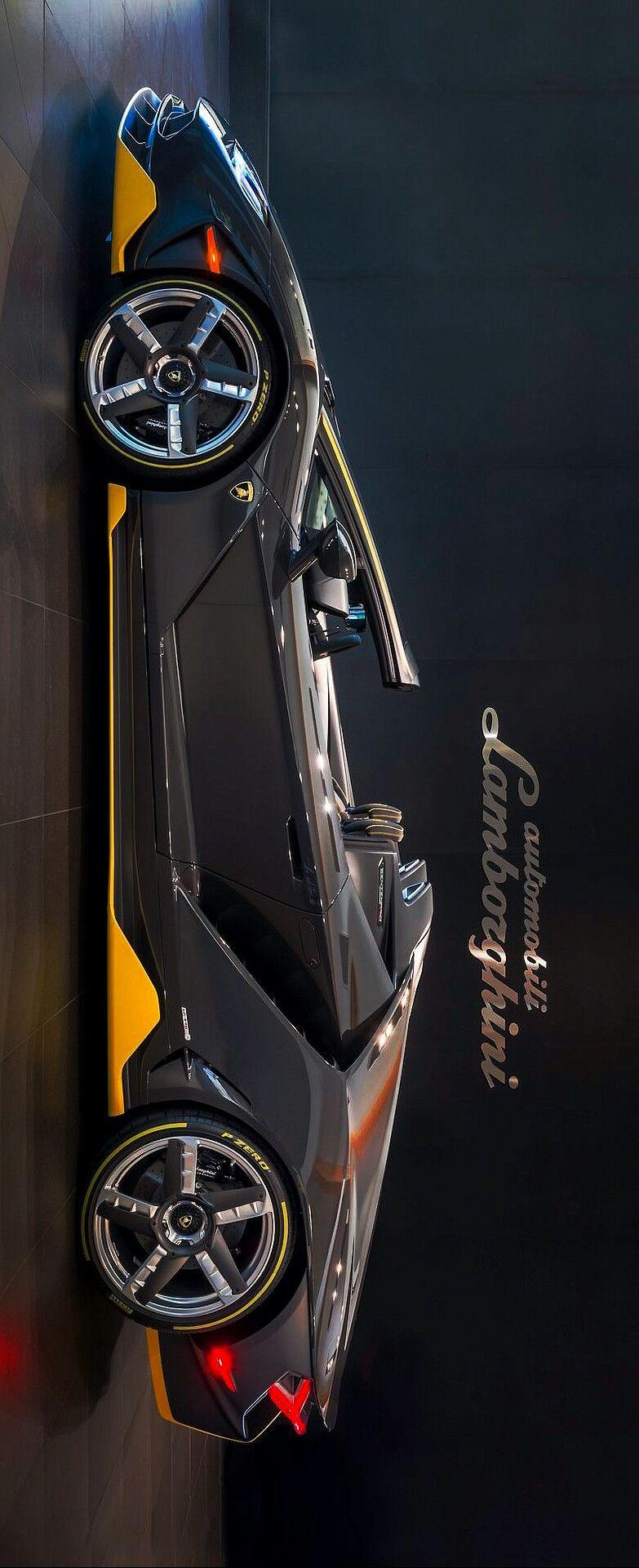 (°!°) 2017 Lamborghini Centenario Roadster