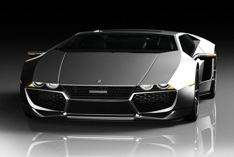 Design Spotlight: De Tomaso Mangusta Legacy Concept • Gear Patrol