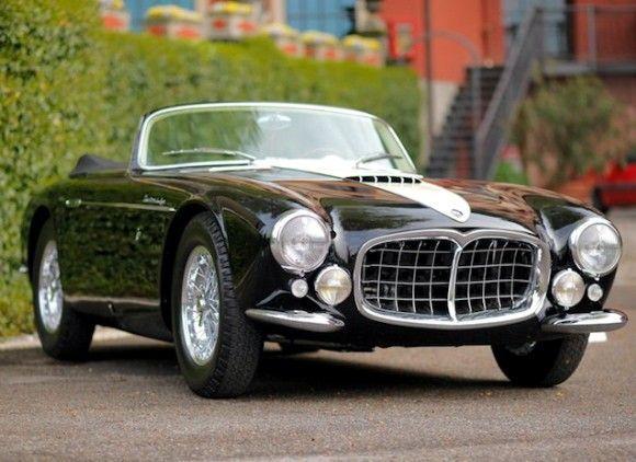 1955 Maserati A6GCS Spider Gentleman's…