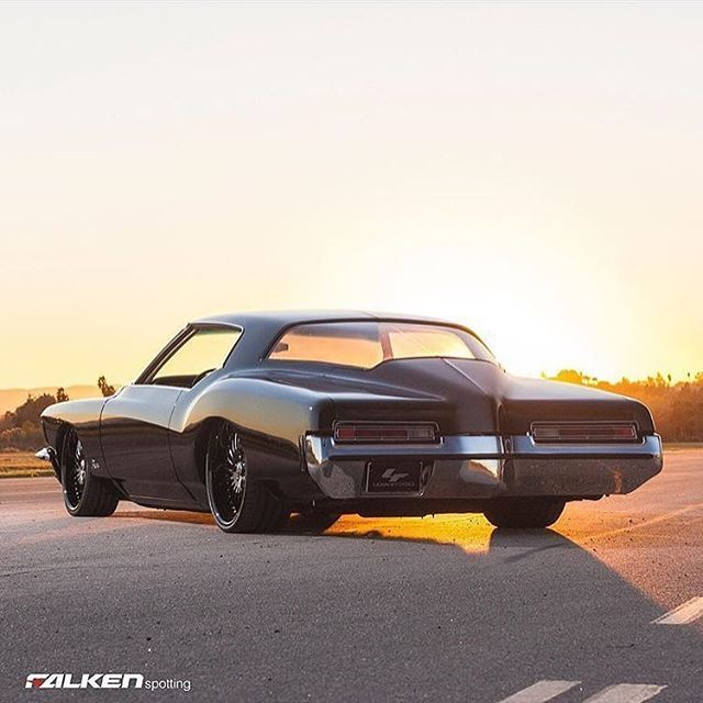 "Welcome To The Car Game on Instagram: ""'72 Buick Riviera 