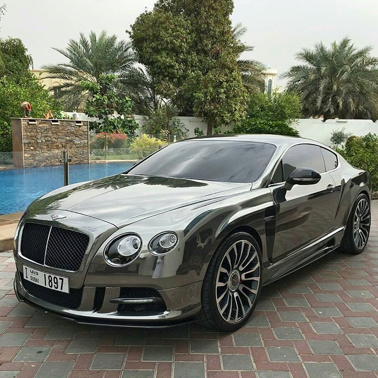 #Bentley Chrome