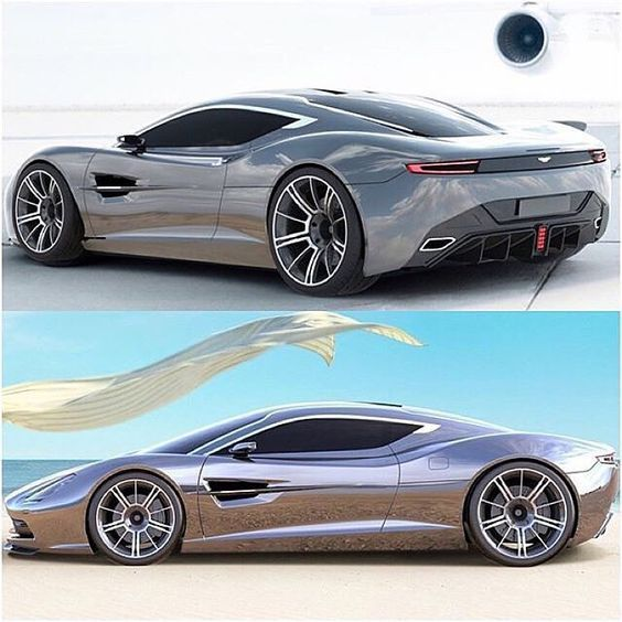 2017 Concept voiture, ''2017 Aston DBC'' Les constructeurs auto présent…