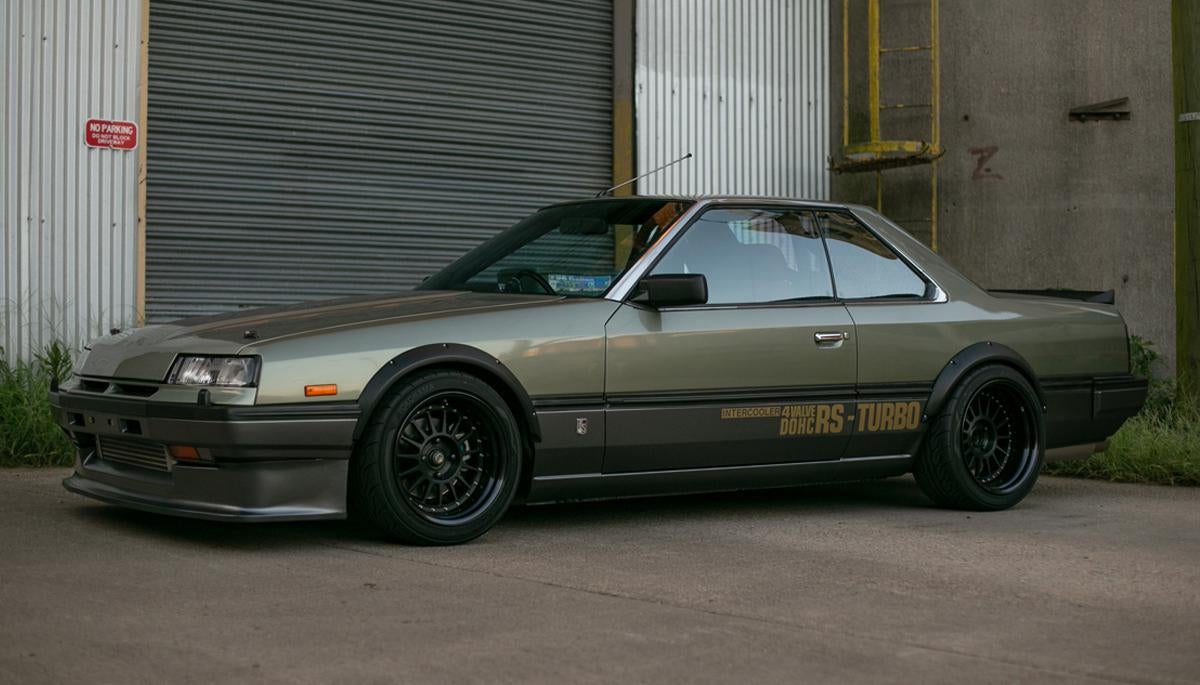 Nissan Skyline R30 1984
