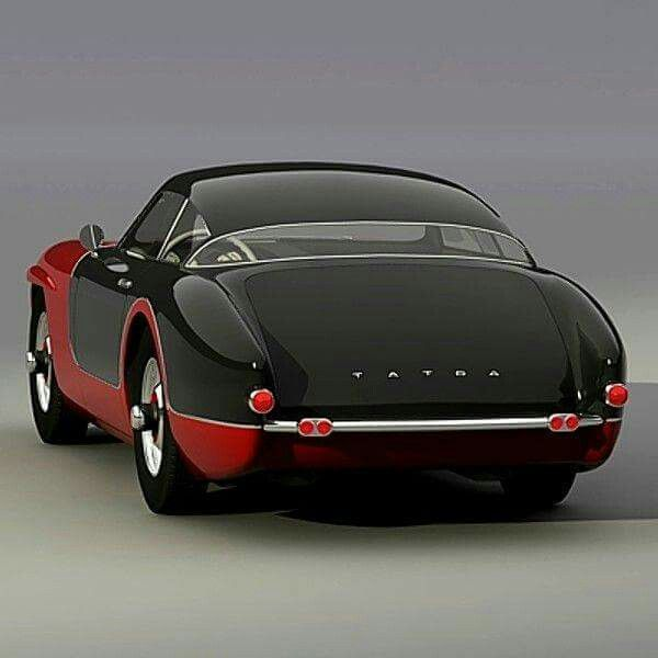 Tatra 2500 JK