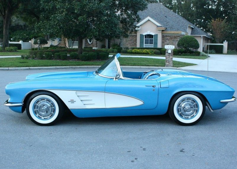 1961 Chevrolet Corvette | MJC Classic Cars | Pristine Classic Cars For Sale – Lo…