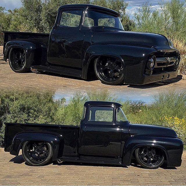 This F100 tho Can anyone confirm the year? I'm thinking '56 but I'm not 100% sur…