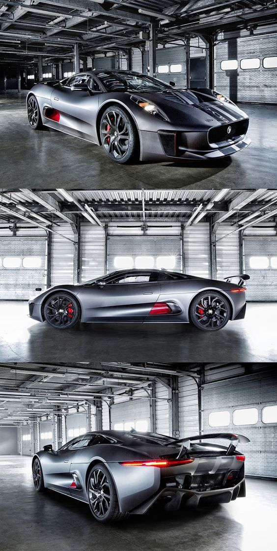 '' Jaguar C-X75 Hybrid Sport Car '' Cars Design And Concepts, Best Of Ne…