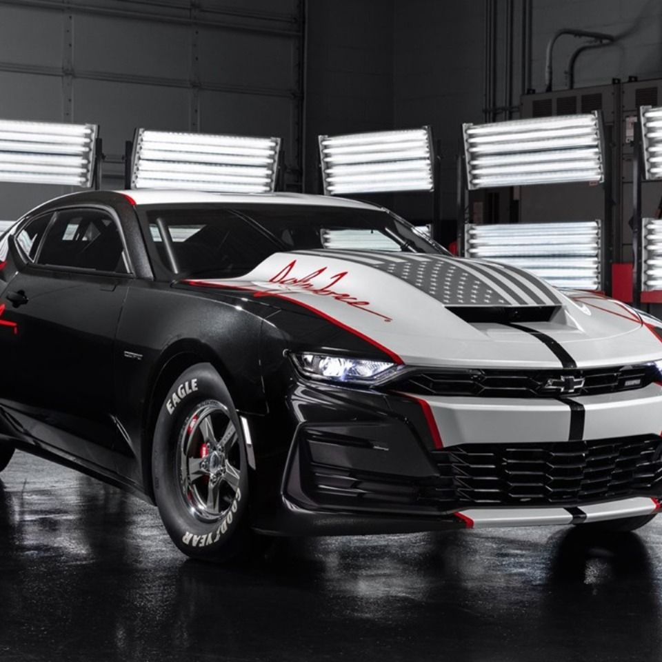 2020 Chevrolet Camaro COPO John Force edition