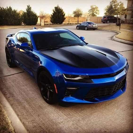 2016 Chevrolet Camaro SS with 6.2L LT1 V8 with the capability of 455 horsepower …