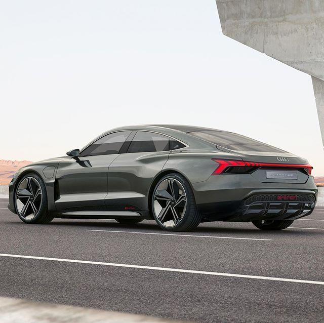 e-tron GT – – #Audi