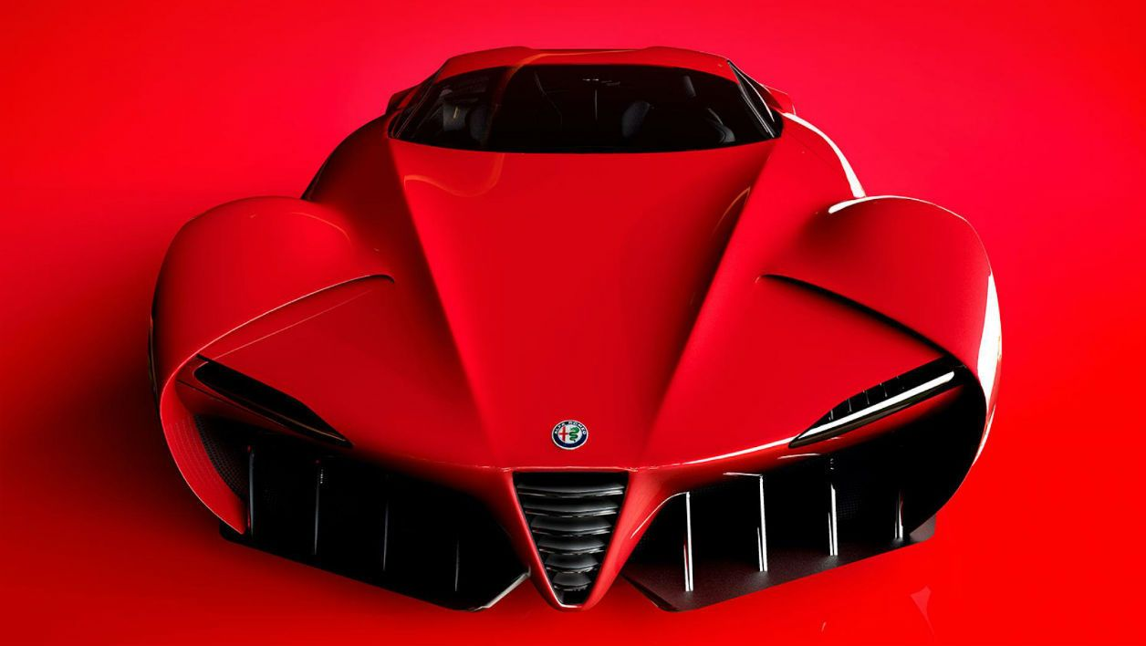 Voici la supercar qu'Alfa Romeo devrait produire