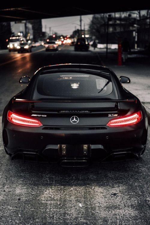 Mercedes AMG GT Black
