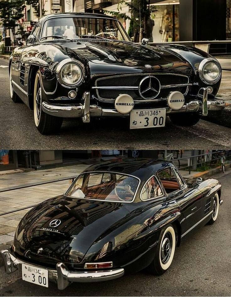#ClassicCar #Mercedes 300SL #QuirkyRides