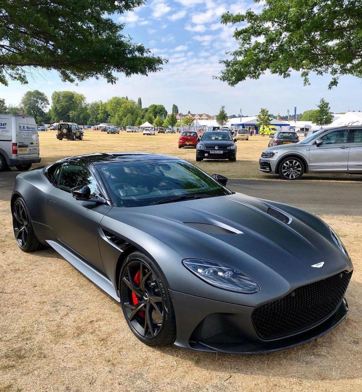 Aston Martin DBS Superleggera – 2018