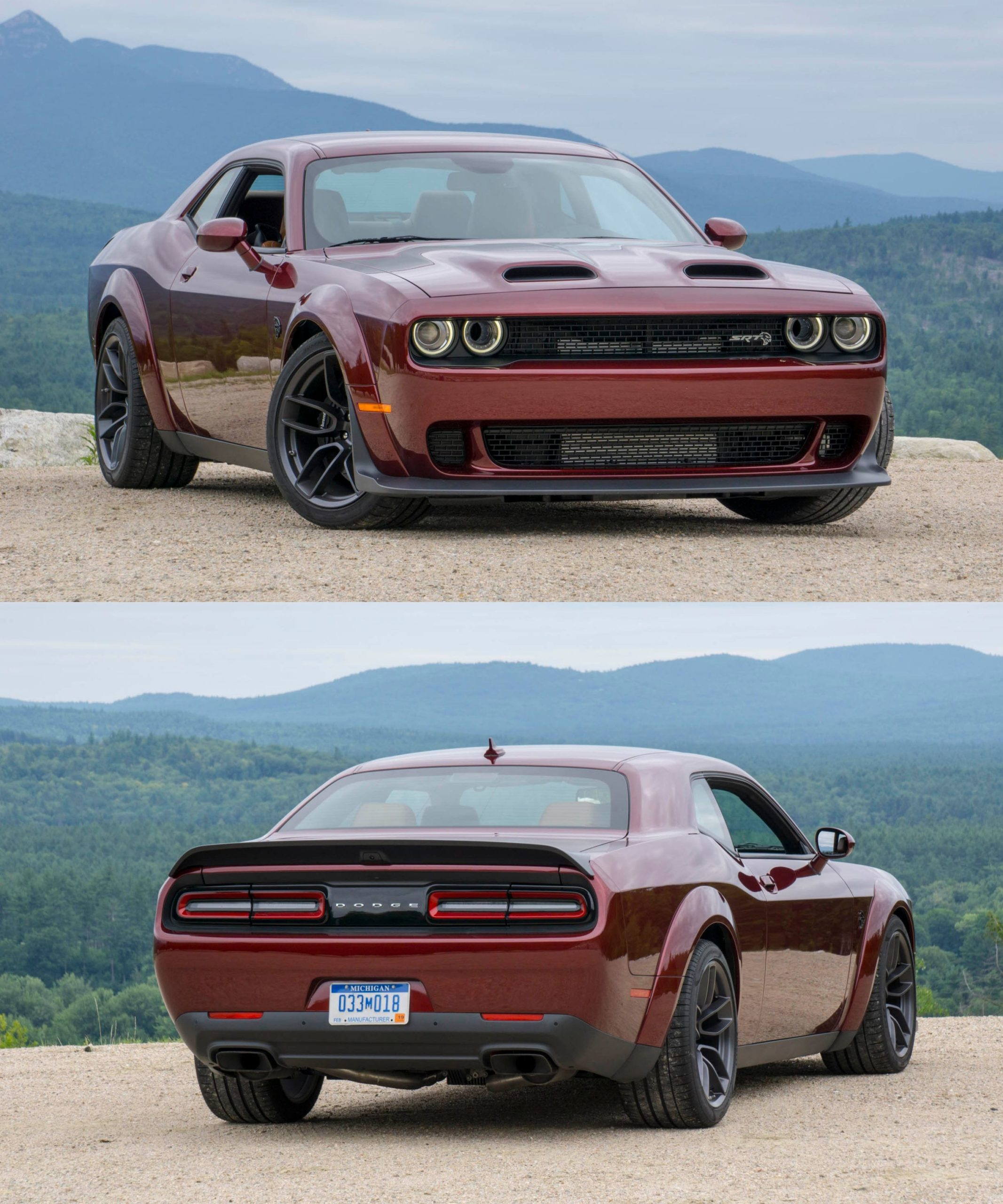 2019 Dodge Challenger Hellcat Redeye